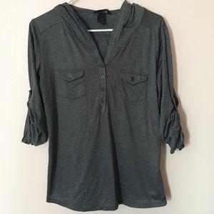 Marmot light hoodie shirt